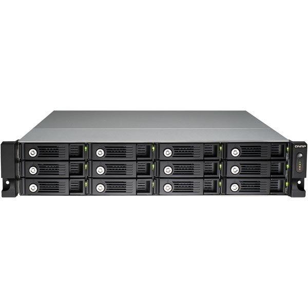 """QNAP TVS-1271U-RP-i3-8G 2U NAS 12x3 5 SATA-HDD"""""""