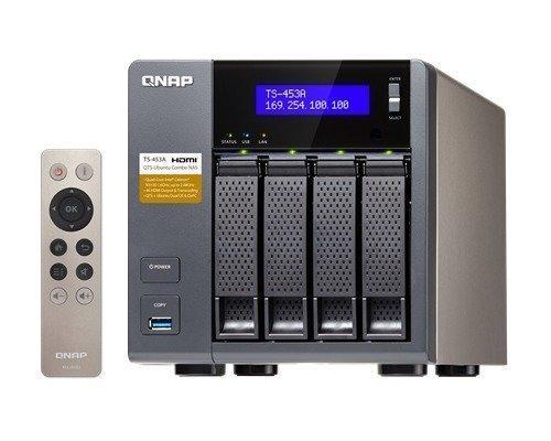 Qnap Ts-453a 0tb