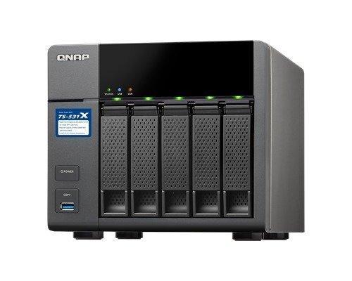 Qnap Ts-531x-8g 0tb