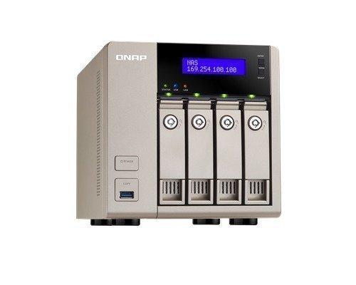Qnap Tvs-463 Turbo Nas 0tb
