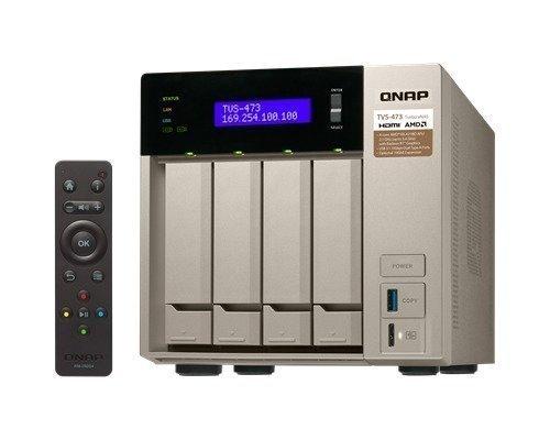 Qnap Tvs-473 0tb