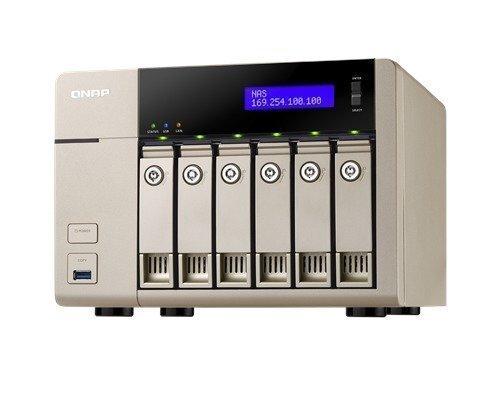 Qnap Tvs-663 Turbo Nas 0tb