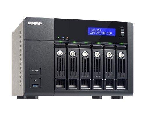 Qnap Tvs-671 0tb