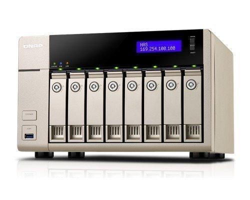 Qnap Tvs-863 Turbo Nas 0tb