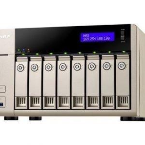 Qnap Tvs-863+ Turbo Nas 0tb