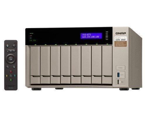 Qnap Tvs-873 64g 0tb