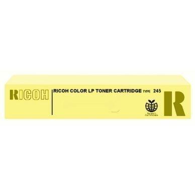 RICOH Värikasetti keltainen 15 000 sivua