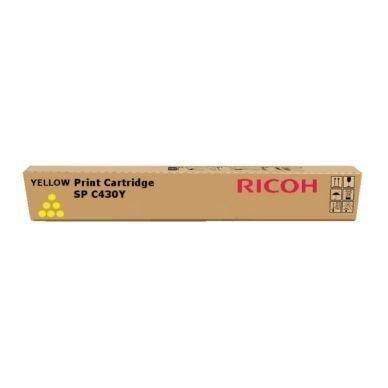 RICOH Värikasetti keltainen 15.000 sivua