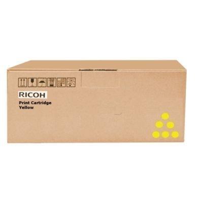 RICOH Värikasetti keltainen 4.000 sivua
