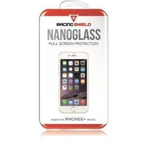 Racingshield Nanoglass Full Screen White Iphone 6 Plus