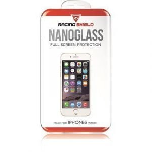 Racingshield Nanoglass Full Screen White Iphone 6/6s