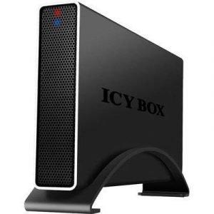 Raidsonic Icy Box Ib-318stu3-b 3.5 Usb 3.0 Musta
