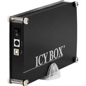 Raidsonic Icy Box Ib-351astu-b 3.5 Usb 2.0 Musta