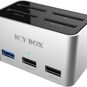 Raidsonic Icy Box Ib-880 Usb 3.0