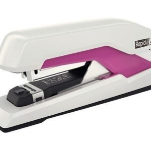 Rapid Stapler Omnipress So60 60-sheet White/pink