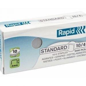 Rapid Staples Standard Galvanized 10/4 5000pcs