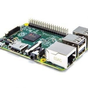 Raspberry Pi 2 Model B 900mhz Arm Cpu 1gb Ram