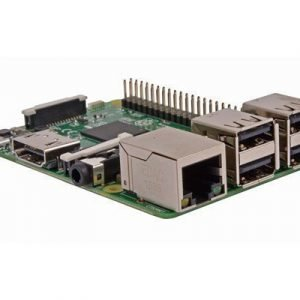 Raspberry Pi 3 Model B 1.2ghz 64-bit Arm 1gb Ram Wifi/bt