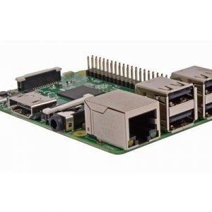 Raspberry Pi 3 Model B 1.2ghz 64-bit Arm 1gb Ram Wifi/bt