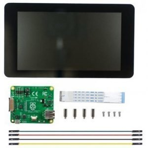 Raspberry Pi 7 Touchscreen Display