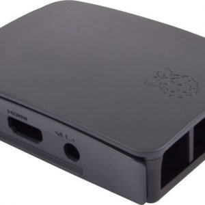 Raspberry Pi Official Case Black/Grey