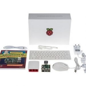 Raspberry Pi Official Raspberry Pi 3 Starter Kit