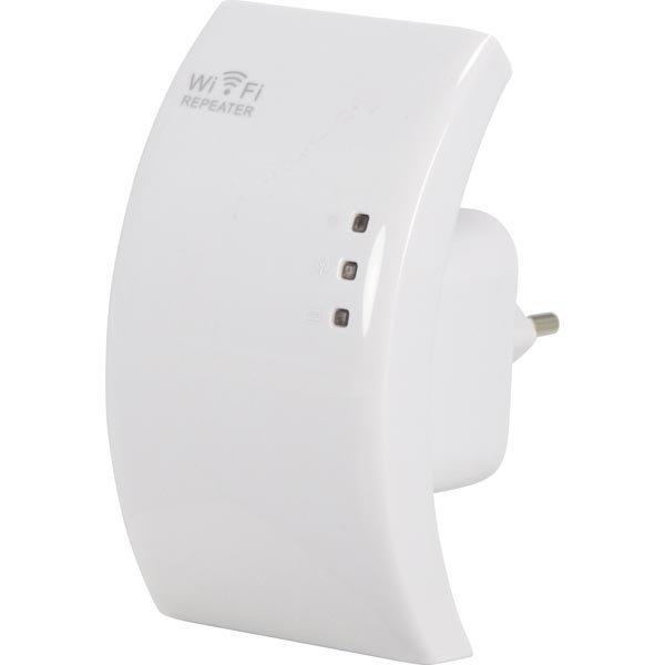 Repeater langattomaan verkkoon 802.11/g/n 1xRJ45 valkoinen