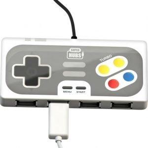 Retro Control USB Hub