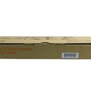 Ricoh Värikasetti Keltainen Type 125 - Cl 3100