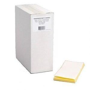 Rl Gruppen Shipping Labels Ste 107x251 Dt Falsad 2000pcs Receipt