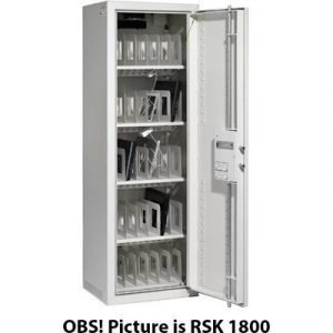 Robur Rsk 1600 Security/charging Cabinet 24 Computers W Code Lock