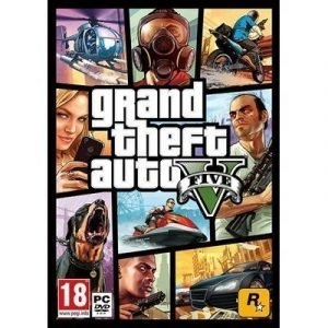Rockstar Games Grand Theft Auto V (gta 5) Pc