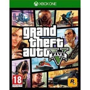 Rockstar Games Grand Theft Auto V (gta 5) Xbox One