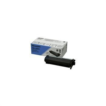SHARP AM-30DC Toner AM 300 Musta