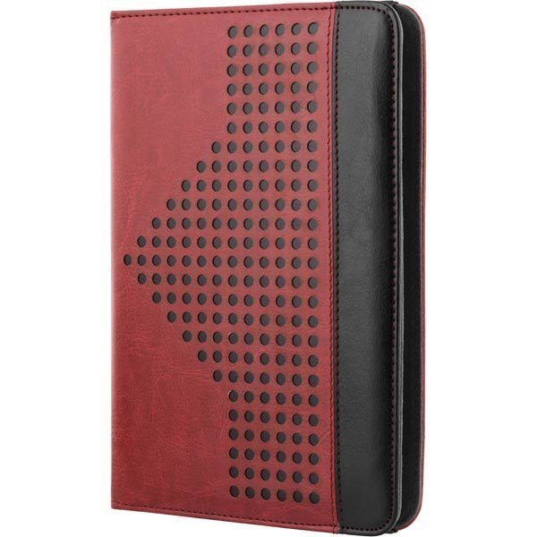"""STREETZ universaali kotelo 7-8-tableteille punainen/musta"""""""