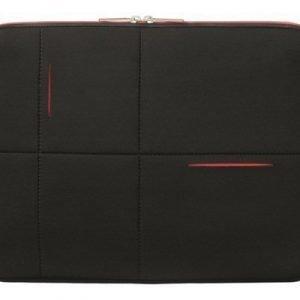 Samsonite Airglow Sleeve 14.1tuuma Neoprene Musta Punainen
