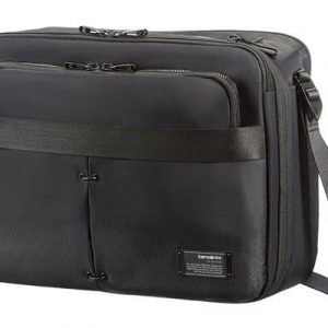 Samsonite Cityvibe 3 Way Bus Case 16tuuma Polyesteri Musta