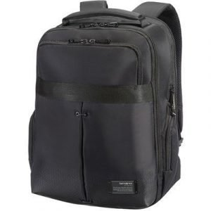 Samsonite Cityvibe Backpack Musta 16tuuma