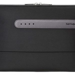 Samsonite Colorshield Laptop Sleeve 13.3tuuma Neoprene Musta Harmaa