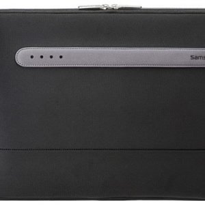 Samsonite Colorshield Laptop Sleeve 15.6tuuma Neoprene Musta Harmaa