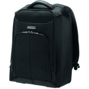 Samsonite Ergo-biz Laptop Backpack Musta 16tuuma