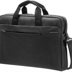 Samsonite Network 2 Bag 16tuuma Polyesteri Musta