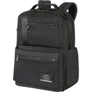 Samsonite Openroad Laptop Weekend Backpack Musta 15.6tuuma