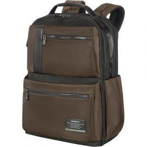 Samsonite Openroad Laptop Weekend Backpack Ruskea 15.6tuuma