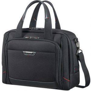 Samsonite Pro-dlx 4 S Laptop Bailhandle 14.1tuuma Nailon Musta