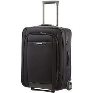 Samsonite Pro-dlx4 Upright 10.1tuuma Musta