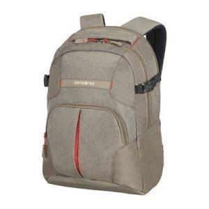 Samsonite Rewind M Backpack Tietokonereppu Harmaa 16tuuma
