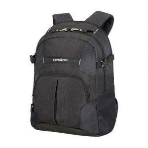 Samsonite Rewind M Backpack Tietokonereppu Musta 16tuuma