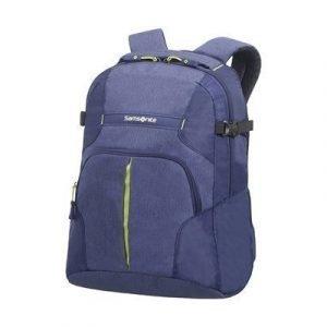 Samsonite Rewind M Backpack Tietokonereppu Sininen 16tuuma