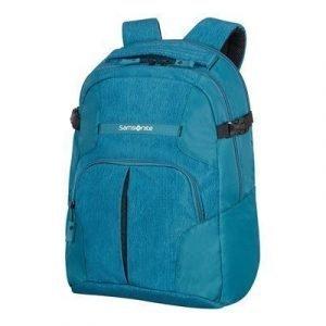 Samsonite Rewind M Backpack Tietokonereppu Turkoosi 16tuuma